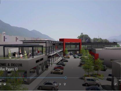 Plaza Villas Paseo Renta Locales Carretera Nacional Monterrey