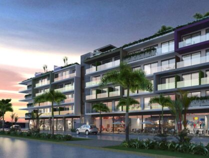 Departamentos Playa Del Carmen En Venta Mennace The City