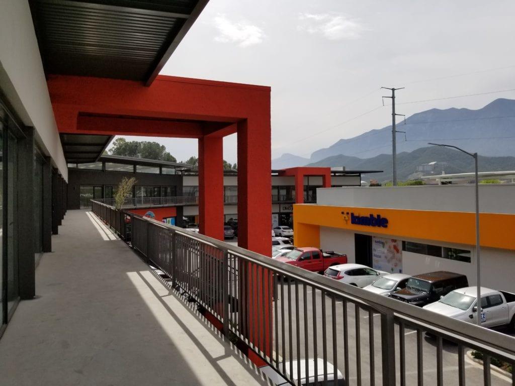 Plaza Villas Locales En Renta Carretera Nacional Monterrey