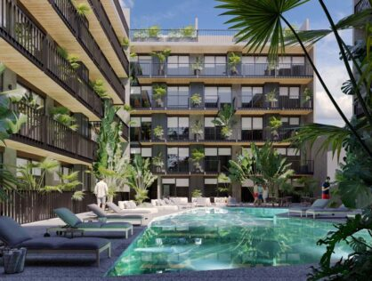 Urban Towers Playa Del Carmen Departamentos En Venta