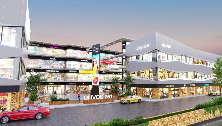Plaza Olivos 261 Carretera Nacional Sur Monterrey Locales Comercial