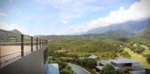 Terrenos Carretera Nacional Ébanos Residencial Monterrey Nuevo León Vistas Panorámicas