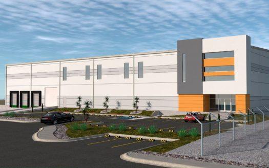 Bodega Industrial En Venta Apodaca OMA Aero Park