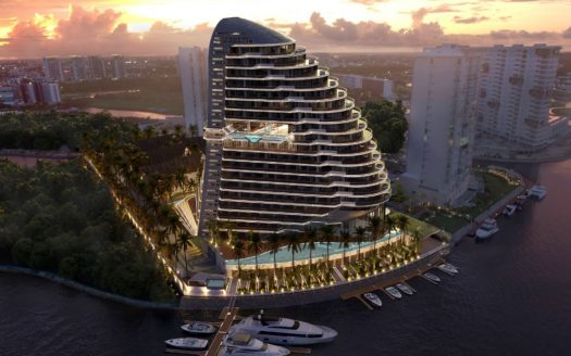 Shark Tower Cancún Departamentos En Venta Quintana Roo