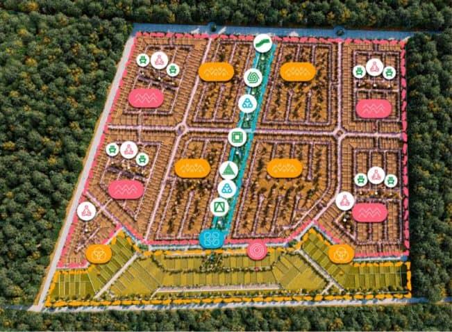 Komunah Master Plan - San Crisanto