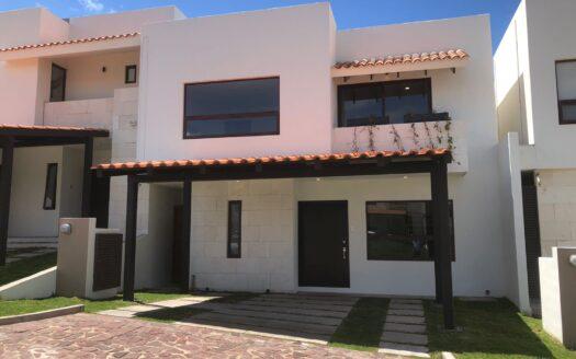 Meteoro Residencial Casas En Venta Fraccionamiento Querétaro