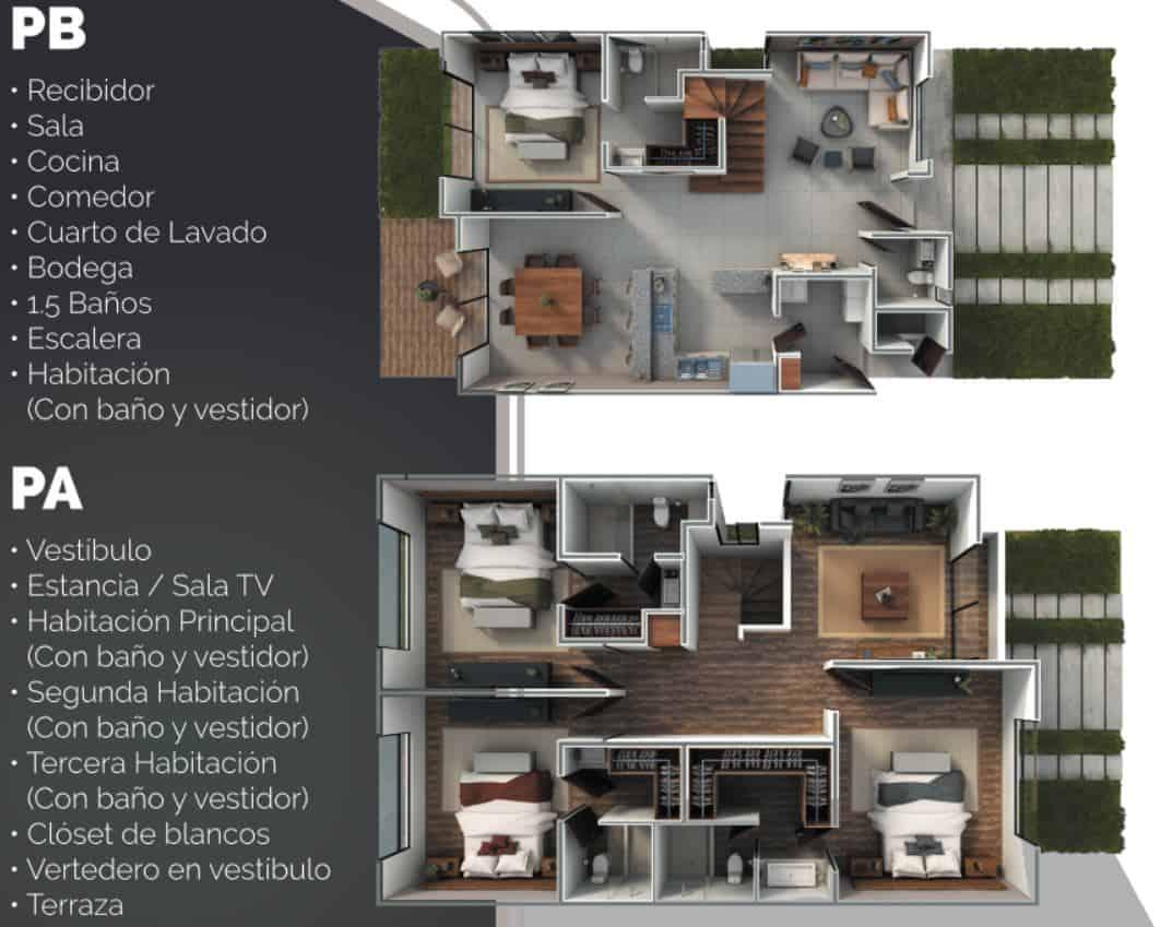 Residencia Sol