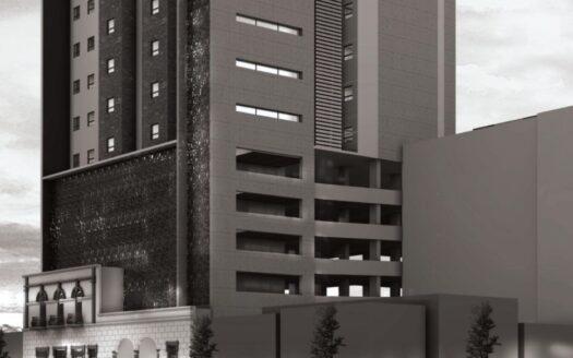 Inner Tower Departamentos En Venta Centro de Monterrey N.L fachada